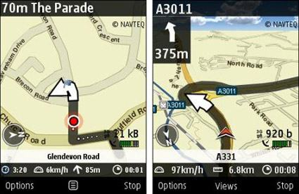 Nokia Maps desbloqueado.