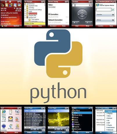 Python S60: mobile turbo!