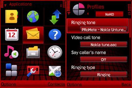 Download grátis o tema VVN by NaHiD.
