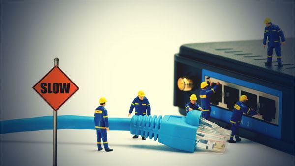 Como resolver problema de internet caindo toda hora
